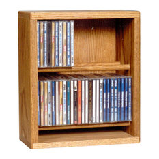 The Wood Shed   Cd Cabinet, Dark   Media Cabinets