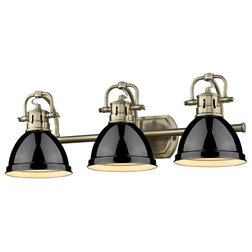 Traditional Bathroom Vanity Lighting by Golden Lighting