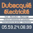 Photo de profil de Dubacquié Electricité