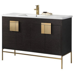 Contemporary Bathroom Vanities And Sink Consoles by Fine Fixtures