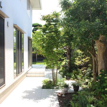 #037 団居(まとゐ)の庭