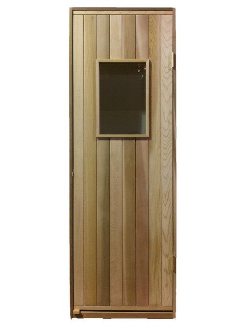 sc 1 st  Houzz & Sauna Doors