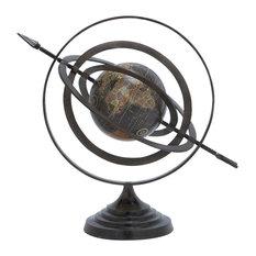 Granby Aluminum Globe