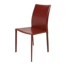 Sienna Dining Chair, Bordeaux