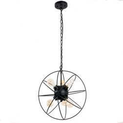 Rustic Chandeliers by unitary