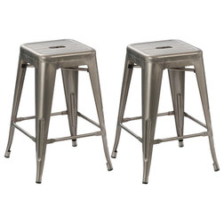 Rustic Bar Stools And Counter Stools by Btexpert