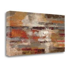 """Painted Desert"" By Silvia Vassileva, Giclee Print on Gallery Wrap Canvas"