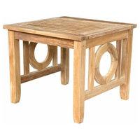 Natsepa Square Side Table