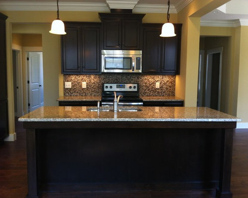 Charmant Ebony Stain On Maple   Kitchen Cabinetry