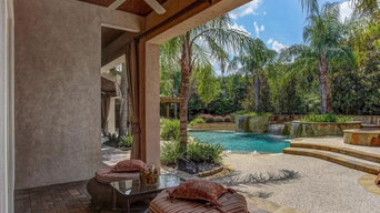 Covered Paver Patio