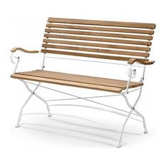 Skagerak - Grenen Sitzbank Outdoor - Gartenbänke