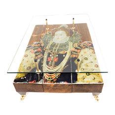 Queen Elizabeth Coffee Table