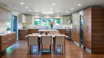 Kitchen Remodel - Contemporary Design in Quarton Lake