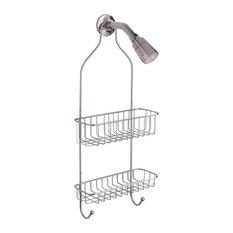 interdesign interdesign york shower caddy stainless steel shower caddies