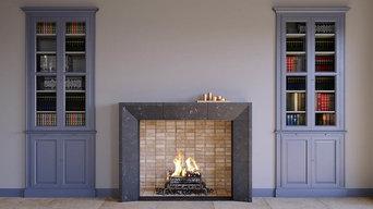 FP-101 MADDALENA Fireplace
