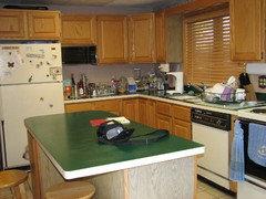 Need Advice On Kitchen Colors