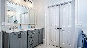 Redesign of Bathroom, Mantel and Bedroom in Acworth, GA