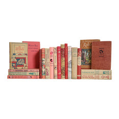 Linen and Rose Stories for Girls Book Set of 20