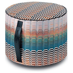Contemporary Floor Pillows And Poufs by Missoni Home