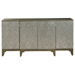 Mediterranean Buffets And Sideboards by HomeFare