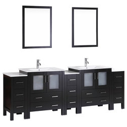 Fresh Contemporary Bathroom Vanities And Sink Consoles by Bosconi