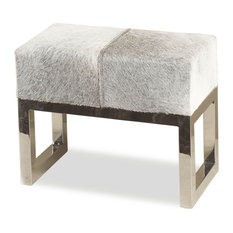 12 Inches Footstools Ottomans Houzz