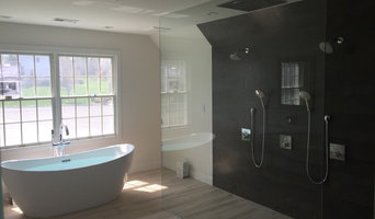 AMC Glass Shower Partition