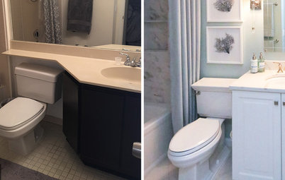 Reader Bathroom: Serenity for $23,000 in Maryland