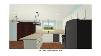 Design Project  ~  Kitchen Facelift