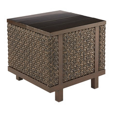 A.R.T. Home Furnishings Epicenters Outdoor Greenwich Rectangular End Table