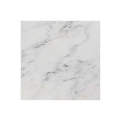 White Or Light Gray Grout For Carrera Marble Tile Floor