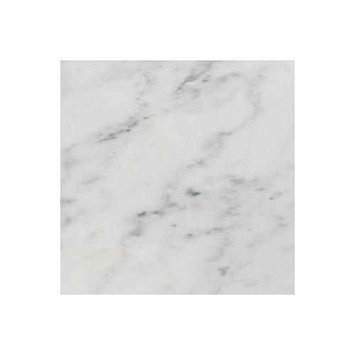 White Or Light Gray Grout For Carrera Marble Tile Floor?