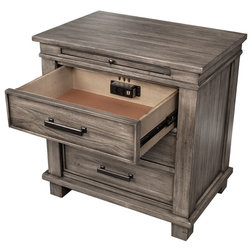 Transitional Nightstands And Bedside Tables by A-America