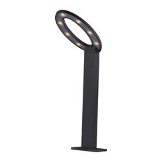 "ET2 E41360 7 Light LED 8.75"" Path Light From The AlumiluxCollection, Bronze"
