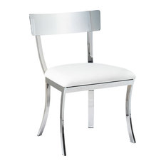 Maiden Dining Chairs, Set of 2, White