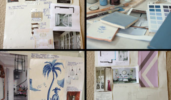 'Mood boards' - Designing colour & paper schemes