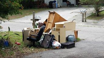 727-455-5144  JUNK REMOVAL NEW PORT RICHEY Junk Removal Furniture Same Day Servi
