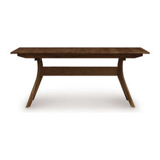 """Audrey 60"""" Dining Table by Copeland Furniture, Natural Walnut"""