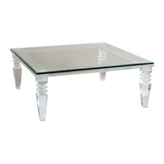 Lucite Coffee Tables Houzz