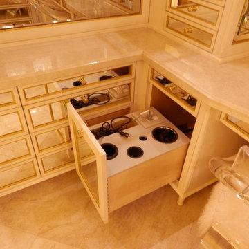 Luxury Make Up Room