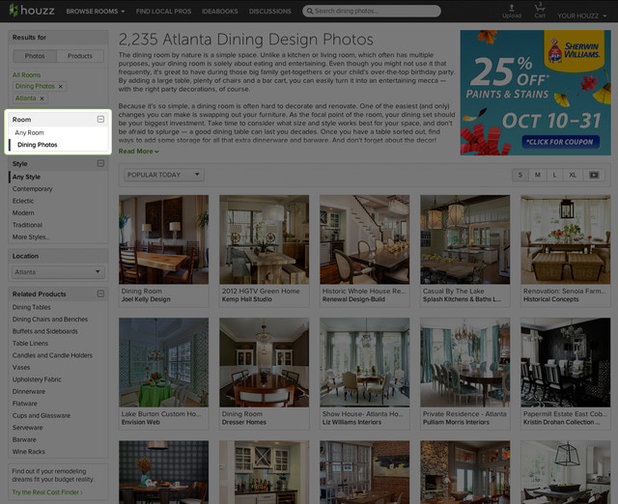 Inside Houzz How To Find A Designer Or Architect Using Houzz Photos