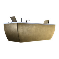 Kali Metal Free Standing Bathtub