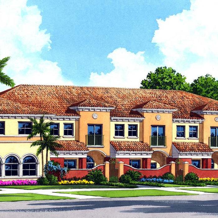 Multi-Family Residence Renderings