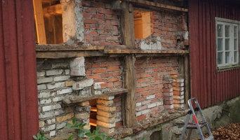 Omvandling av uthus till B´nB kök