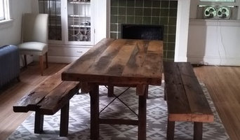 Custom Table by Old 56 Salvage