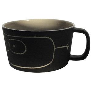 Mate Teacups, Set of 2