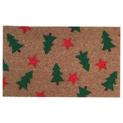 Contemporary Doormats by Nickel Designs