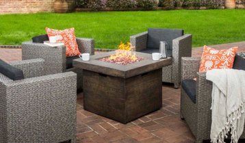 Cozy Outdoor Seating With Free Shipping