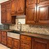 Tile backsplash design help