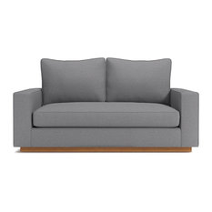 Apt2b Harper Apartment Size Sofa Mountain Gray 74 X36 X30